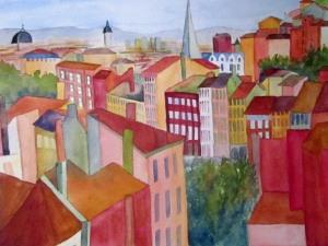Lyonnaise Rooftops
